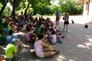 TOMORROW CLUBS ENGLISH CAMP SPARKS REVIVAL IN A SMALL MOLDOVAN VILLAGE