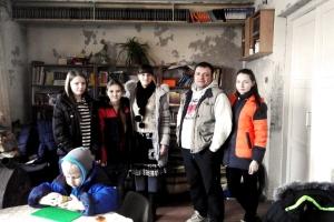 TC in Lugansk