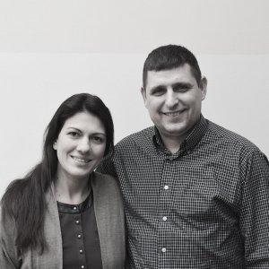 Andrei and Irina Rudenko