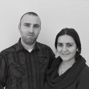 David and Eka Mosiashvily